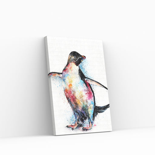 PENGUIN PAINT BY NUMBERS SWEDEN