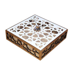 Decorative Big Box with White Lid