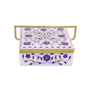 Marble Storage Box - Min Ayn Home Home Decoration