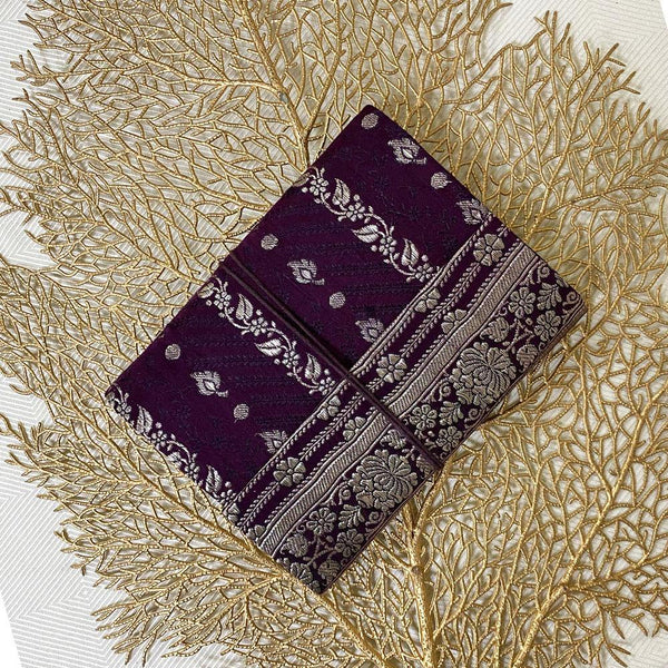 Violet Diary Notebook - Min Ayn Home Home Decoration