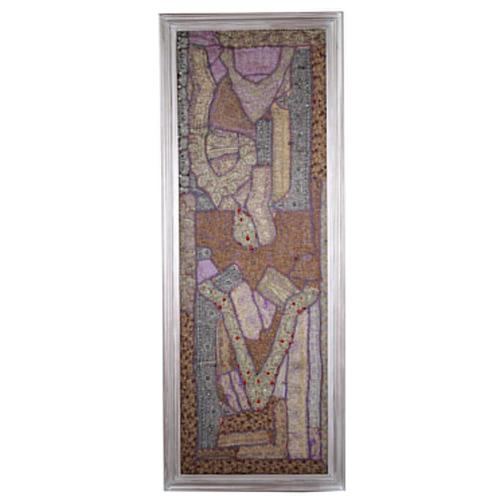 Silver Frame Tapestry