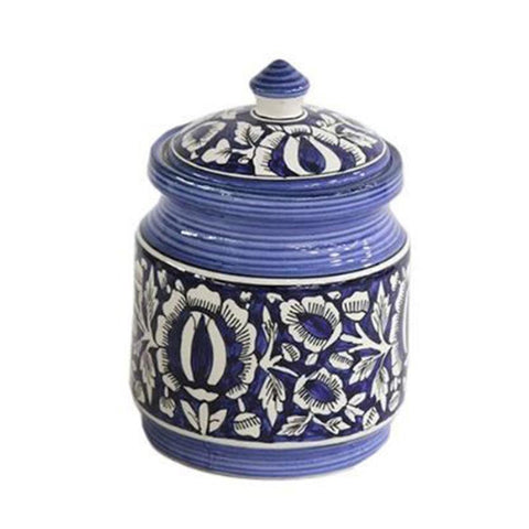Ceramic Jar - Min Ayn Home Home Decoration
