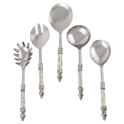 Silverware Cutlery Set Of 5