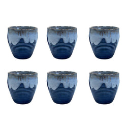 Ceramic Cups - Set of 6