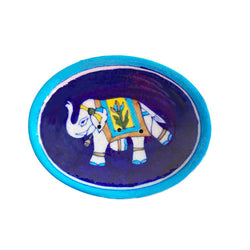 Ceramic Soap Dish elephant design