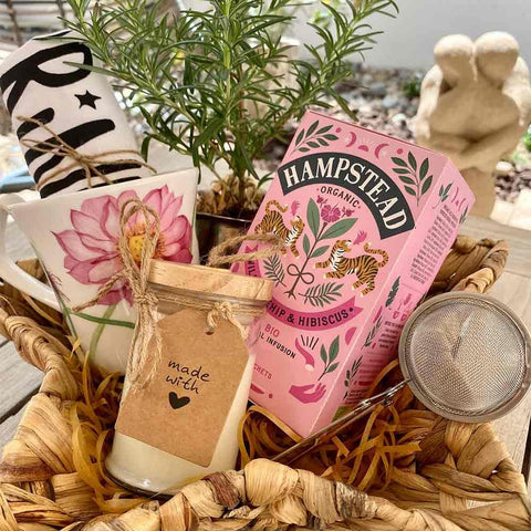 Handmade Soy Wax Candle Gift Hamper - Min Ayn Home Home Decoration