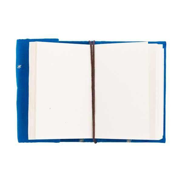 Blue Diary Notebook - Min Ayn Home Home Decoration