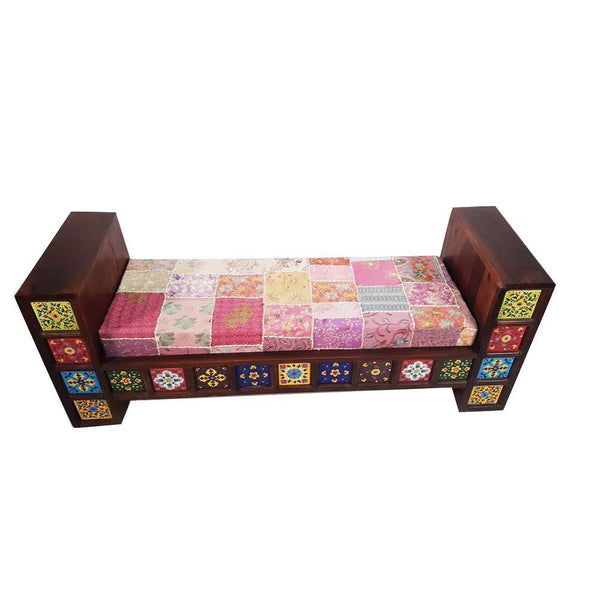 Wooden Bench - Min Ayn Home Home Decoration Ideas
