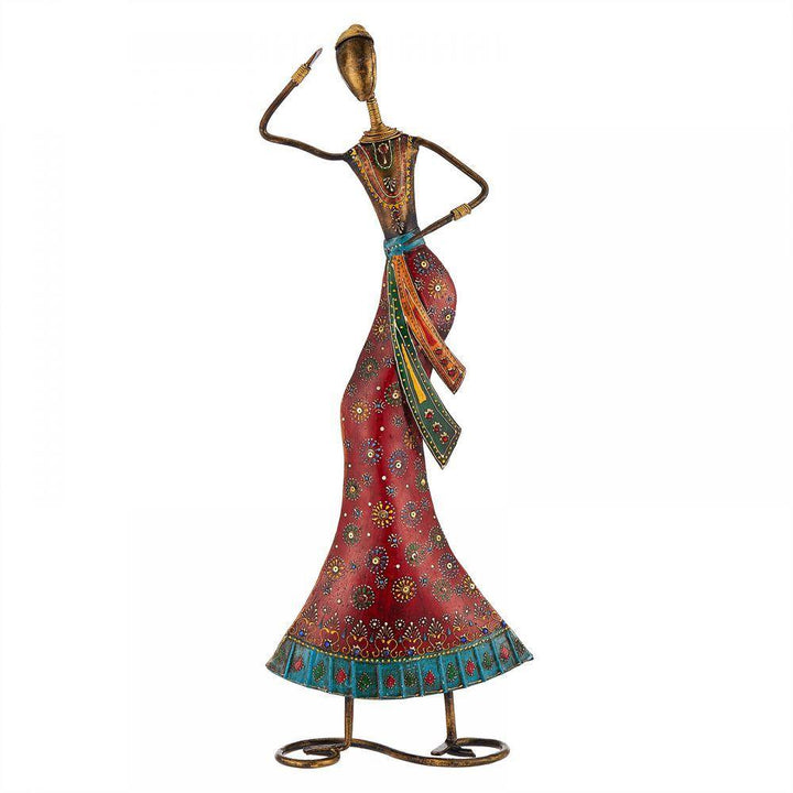 Rajasthani Dancing Sculpture Home Decor