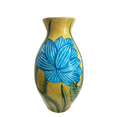 Pottery Floral Vase - Min Ayn Home Home Decoration