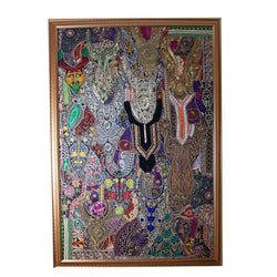 Framed Tapestry