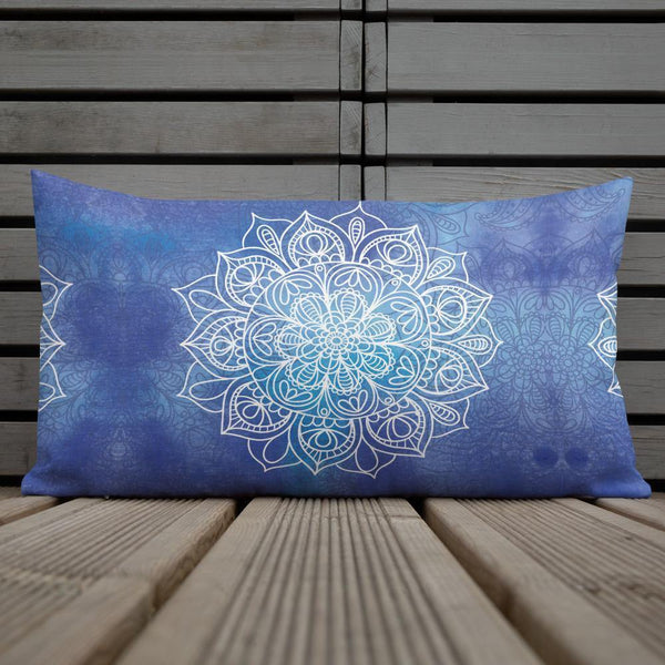 Indian Boho Cushion Cover - Min Ayn Home Home Decoration Ideas