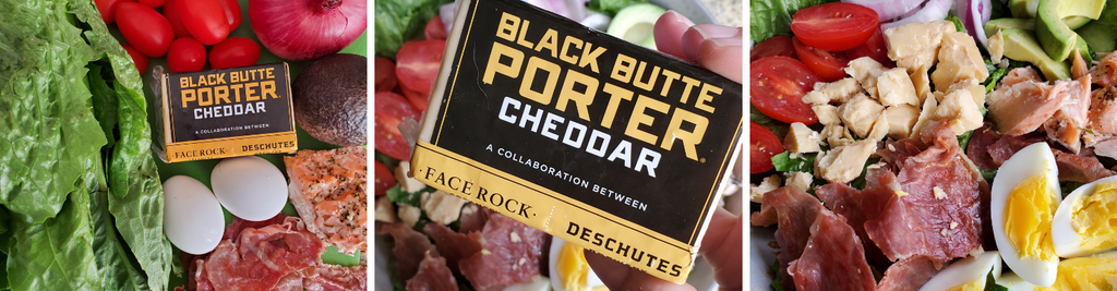 Black Butte Porter Cheddar Cobb