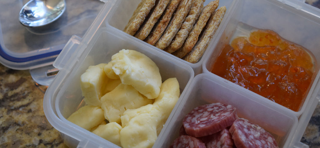 Pack an Easy Curd Snack Box