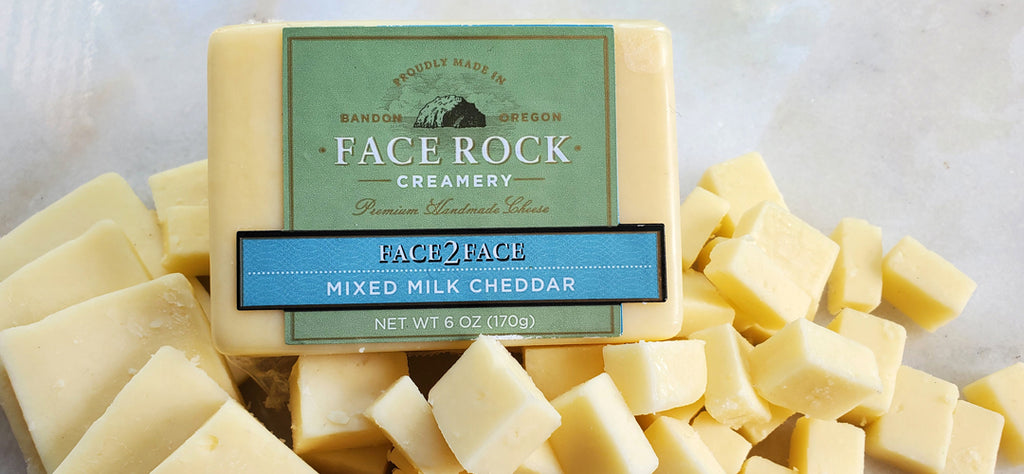 Introducing Face to Face Cheddar