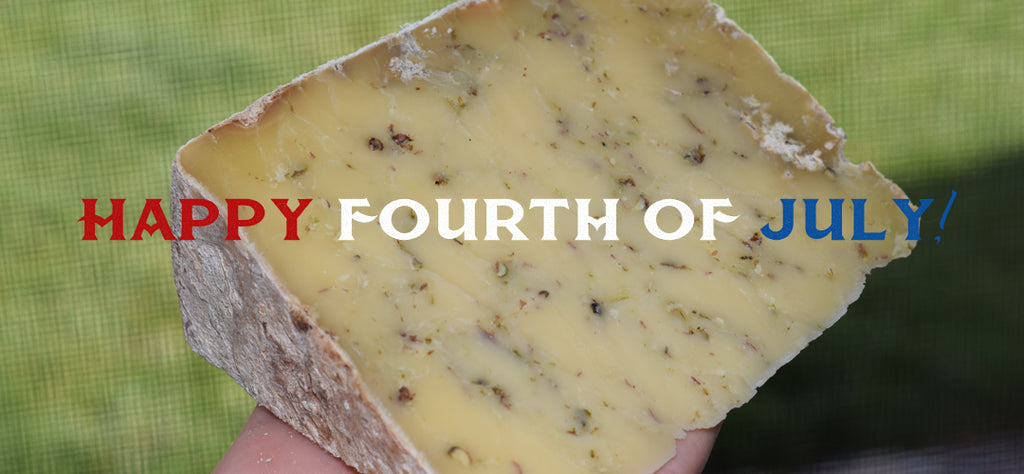 Fourth of July is Better with Cheddar