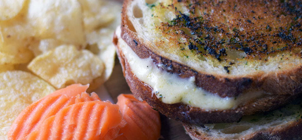 5 Grilled Cheeses to Weaken Your Knees