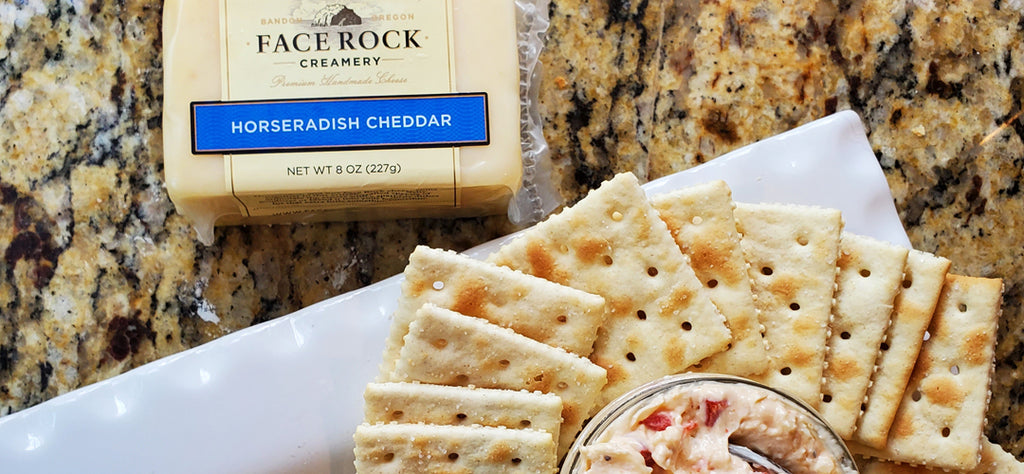 How to use Horseradish Cheddar