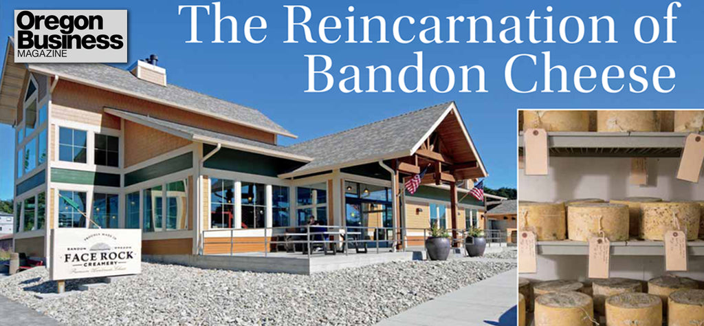 The Reincarnation of Bandon Cheese