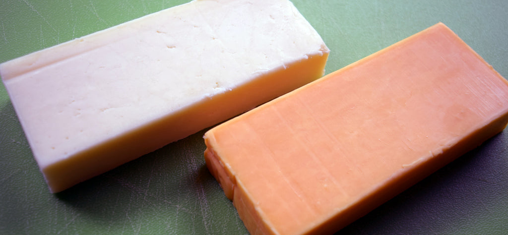 Orange v White Cheddar