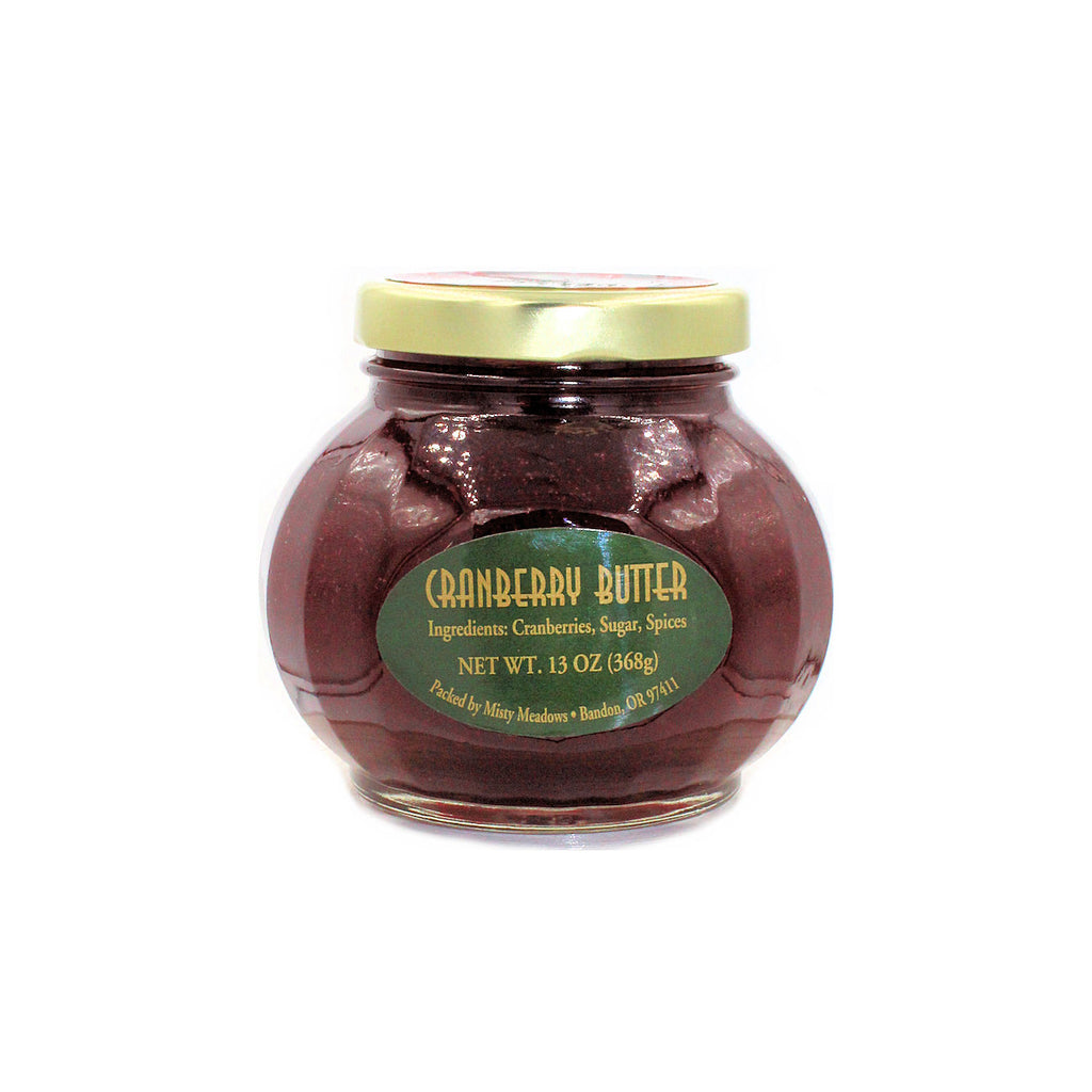 Cranberry Butter from Misty Meadows