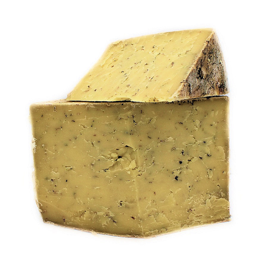 Peppercorn Harvest Clothbound Cheddar