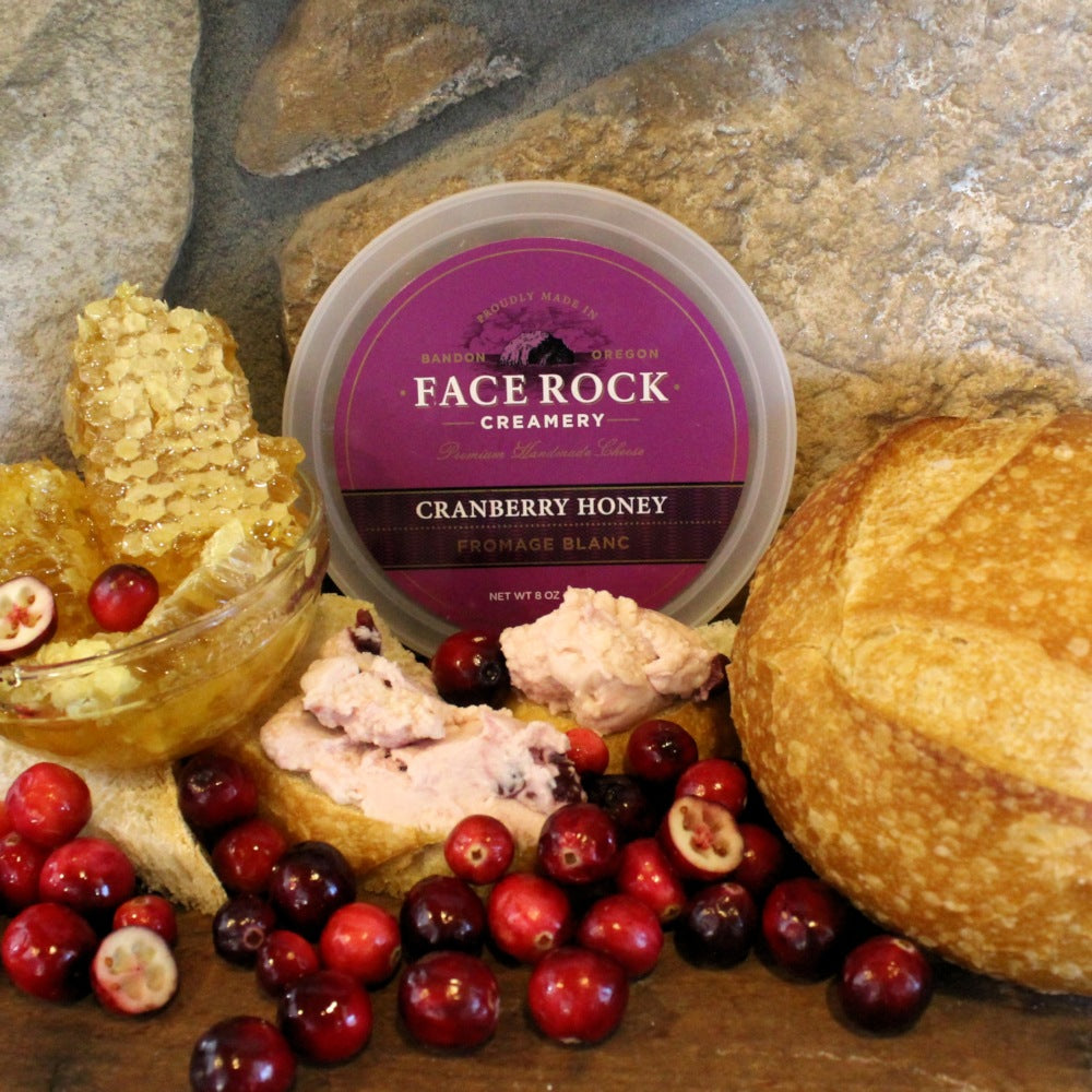 Cranberry Honey Fromage Blanc