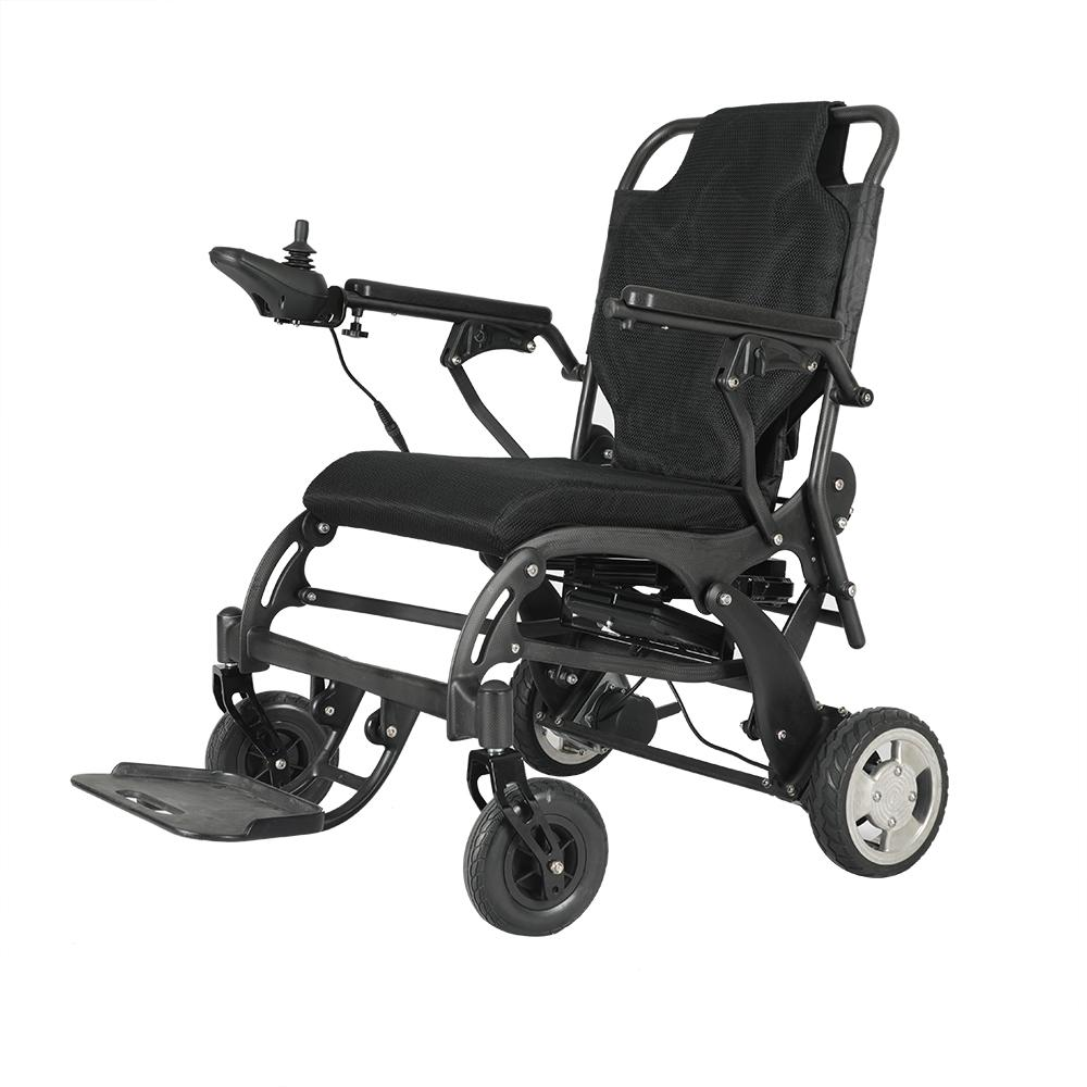 Electric Carbon Fiber Wheelchair