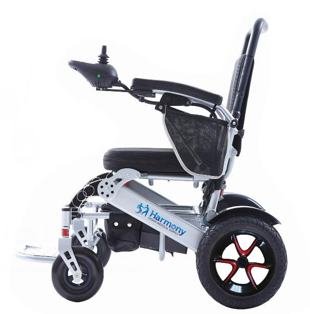 Aluminum Folding Powerchair