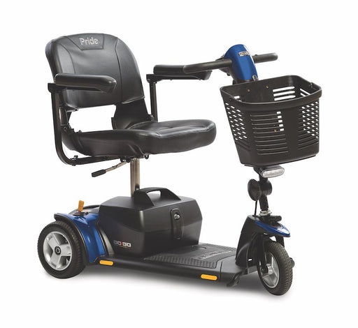 Go-Go Elite Traveller Plus 3 Wheel mobility scooter - pride - harmony home medical