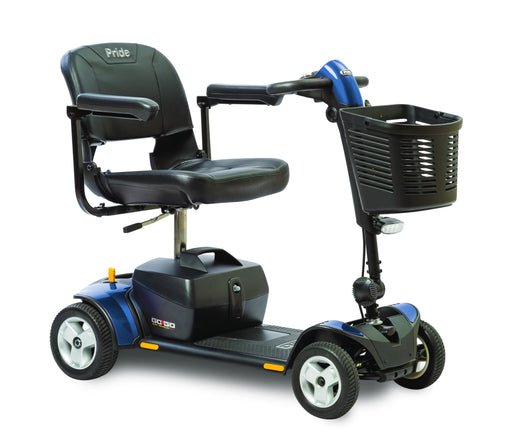 Go-Go Elite Traveller Plus 4 Wheel mobility scooter - pride - harmony home medical