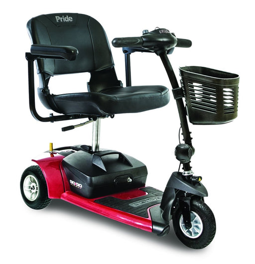 Go-Go Ultra X 3 Wheel mobility scooter - pride - harmony home medical
