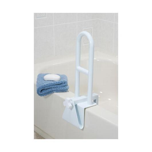 Clamp-On Tub Rail
