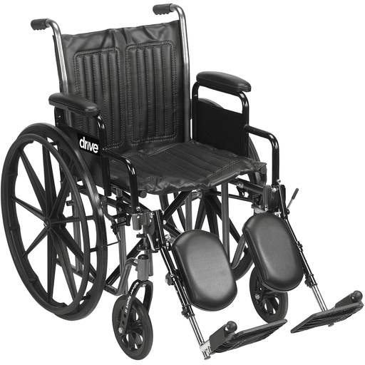 Silver Sport 2 manual wheelchair - drive - harmony home medical