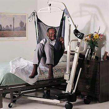 Full Body with Commode Cut-Out sling - invacare - harmony home medical