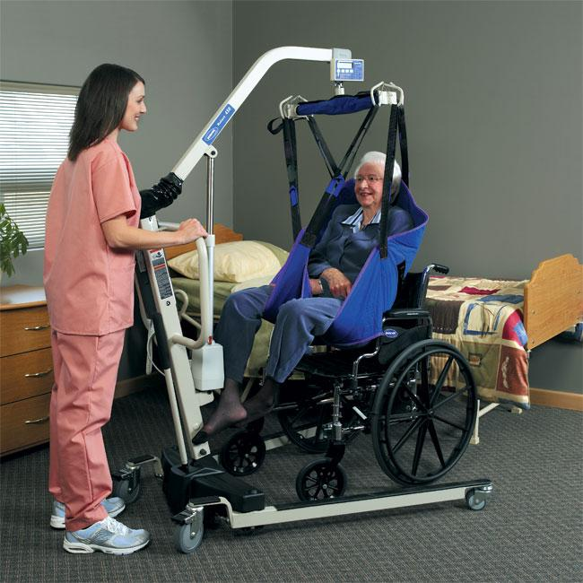 Full Body - Solid universal sling - invacare - harmony home medical