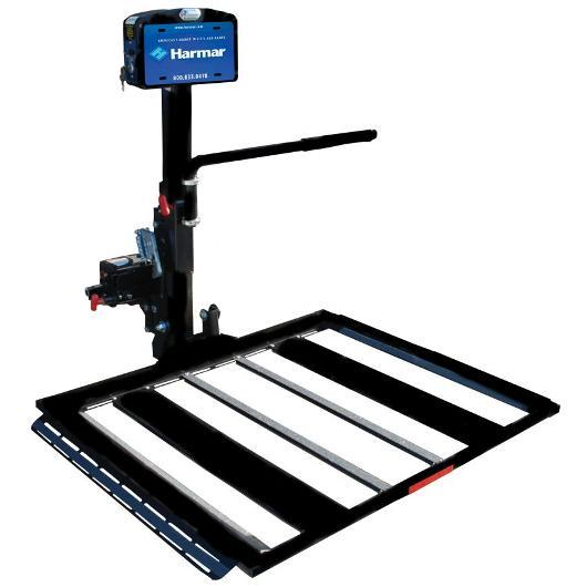 AL560 Automatic Universal Power Chair vehicle lift - harmar - harmony home medical