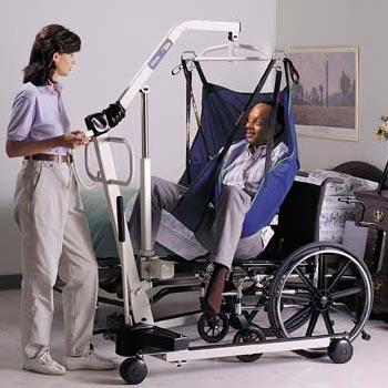 Divided Leg Sling - invacare - harmony home medical