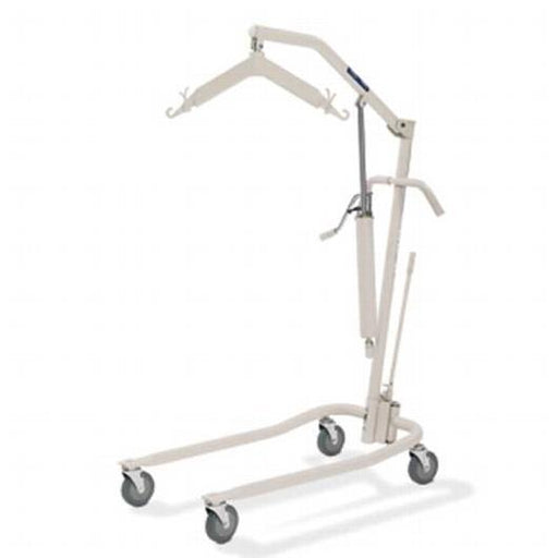 Hydraulic Patient Lift with Adjustable Base - invacare - harmony home medical