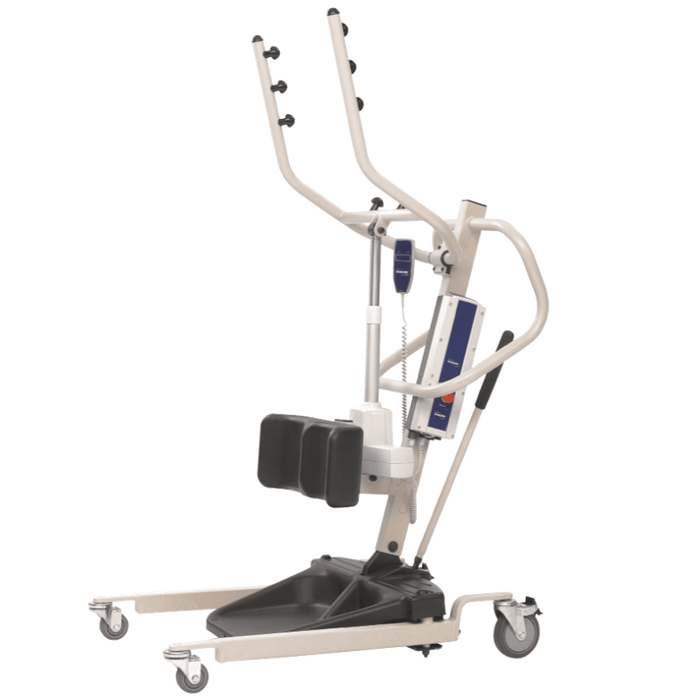 Reliant 350 Stand Up Lift with Low Base patient lift - invacare - harmony home medical