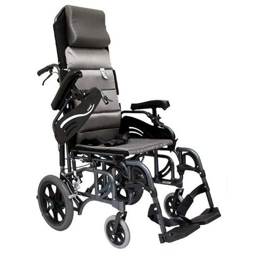 Lightweight Tilt-in-Space VIP-515 manual wheelchair - karman healthcare - harmony home medical