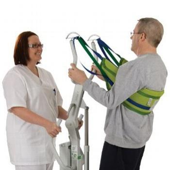 Sabina SupportVest stand sling - liko - harmony home medical