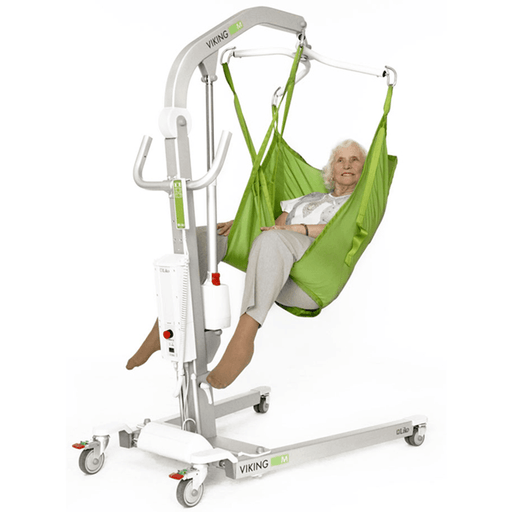 Viking Series Patient Lift heavy duty power - liko - harmony home medical
