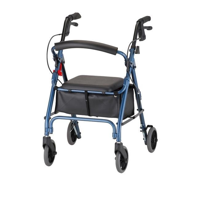 GetGo petite rolling walker - nova - harmony home medical