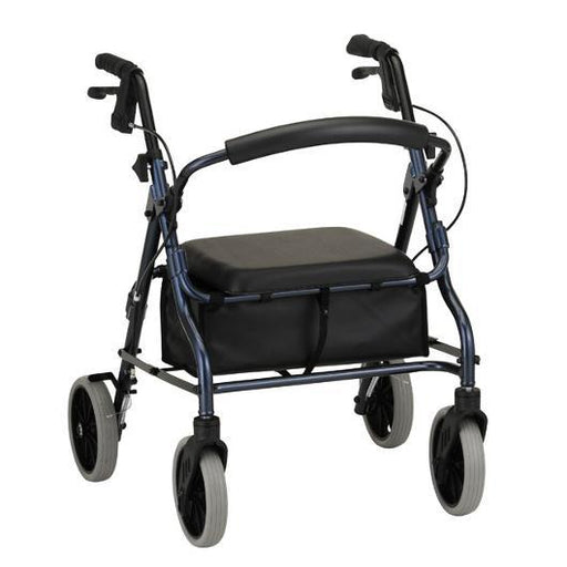 zoom series rolling walkers - nova - harmony home medical