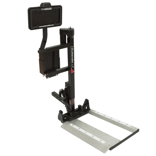 Outlander LP low profile vehicle lift - paragon - harmony home medical