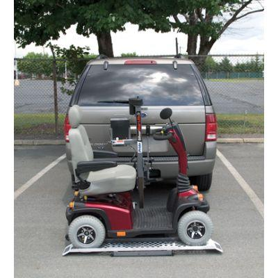 Outlander XL outside power vehicle lift - paragon - harmony home medical