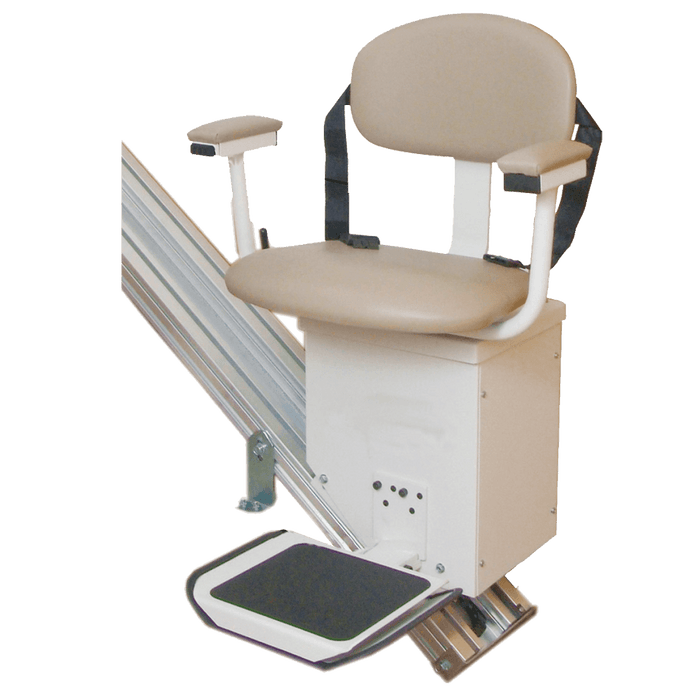 summit outdoor stair lift - harmar - harmony home medical