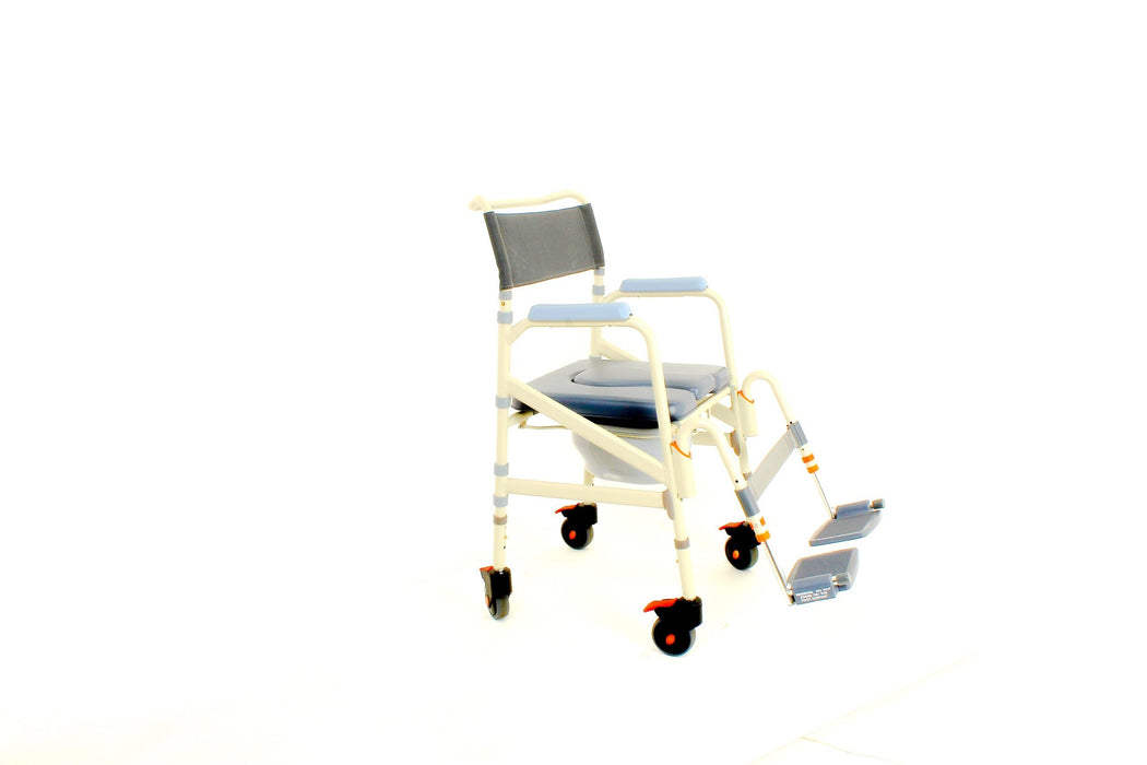 ShowerBuddy SB7e The Minimal Shower Commode Chair