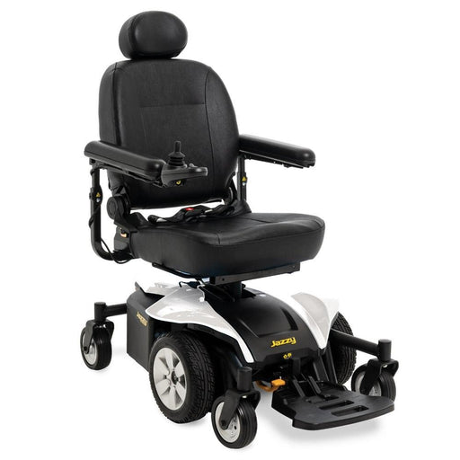 Jazzy Select 6 2.0 full size power wheelchair - pride - harmony home medical